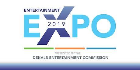 2019 DeKalb Entertainment Commission Entertainment Expo tickets