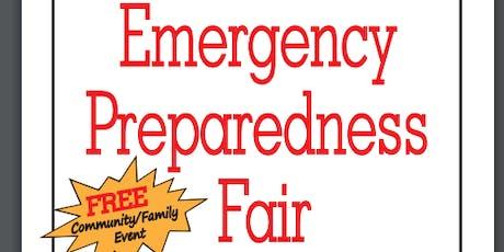 Annual Emergency Preparedness Fair tickets