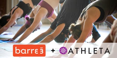 barre3 and ATHLETA Lincoln Park! tickets