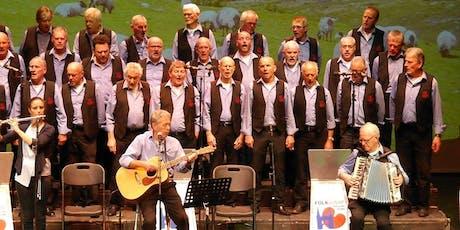 Rolling Home jubileumconcert met Gurbe Douwstra tickets