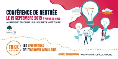 Think Circular - Les Afterworks de l\