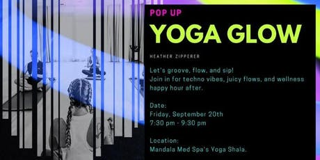 Yoga Glow tickets