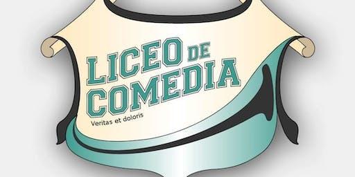 Master Class GRATUITA De Comedia + Presentación Curso 2019