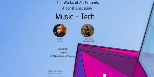 The Works of Art Presents: Music and Technology