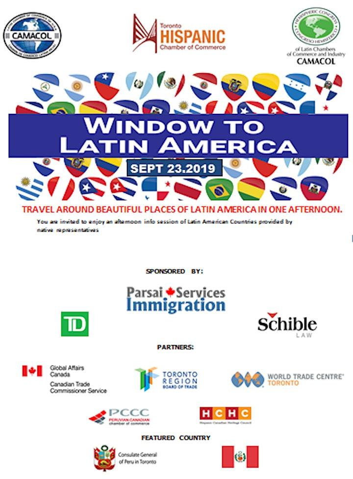 Window To Latin America image