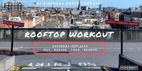 MOVEMENT+ Avonmore Protein Milk at Stephens Green Rooftop Car Park tickets