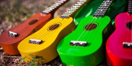 Ukulele Tune-Up tickets