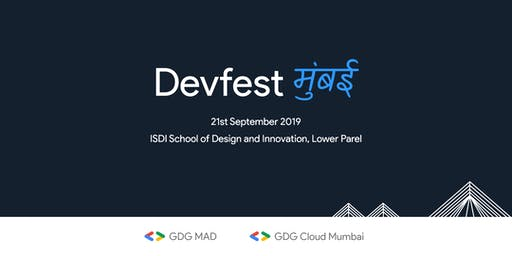 Devfest Mumbai 2019