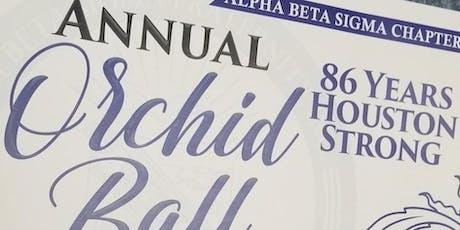 2020 Alpha Beta Sigma Annual Orchid Ball Gala tickets