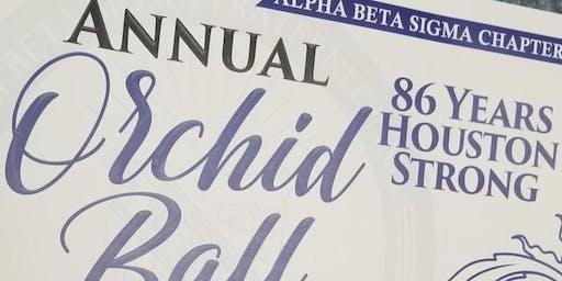 2020 Alpha Beta Sigma Annual Orchid Ball Gala