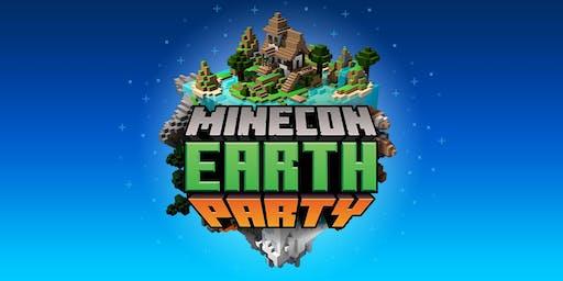MINECON PARTY!
