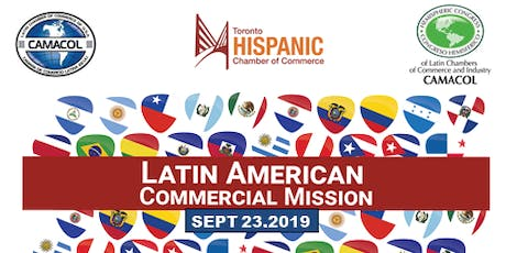 Latin America Commercial Mission tickets