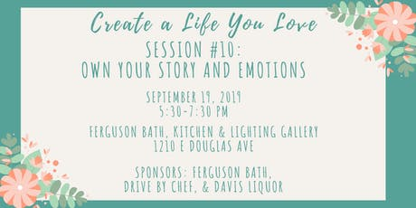 CALYL Session #10: Own Your Story and Emotions tickets