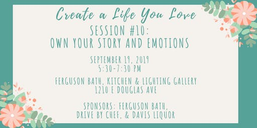 CALYL Session #10: Own Your Story and Emotions