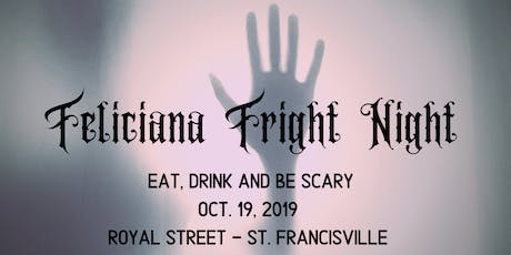Feliciana Fright Night 2019 tickets