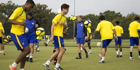 Free Football Skills Session For Kids In Watford- TetraBrazil tickets