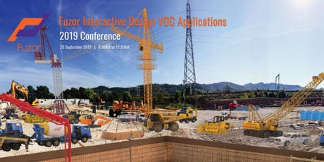 Fuzor Interactive Design and VDC Applications Conference 2019 tickets