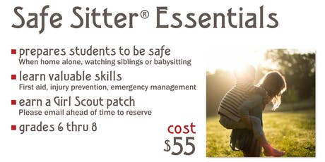 Safe Sitter Class with Winter Park Fire-Rescue Department tickets