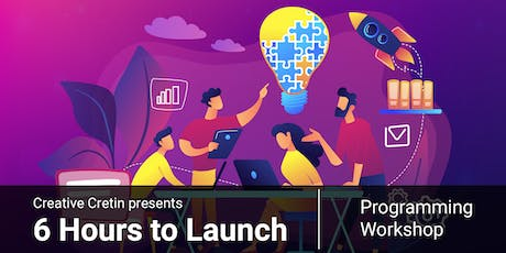 Programming Workshop - Six Hours to Launch tickets