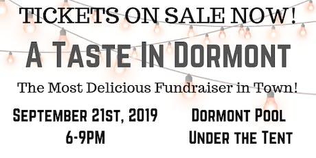 A Taste in Dormont tickets