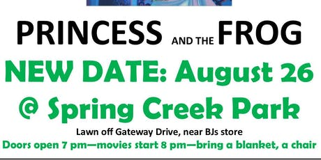 Last Monday Movie @ Gateway Mall Lawn (Princess and the Frog) tickets