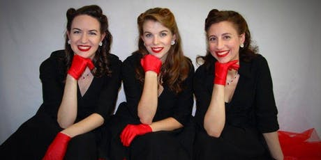 Golden Age of 30's & 40's Jazz & Swing Feat. The New York Nightingales tickets