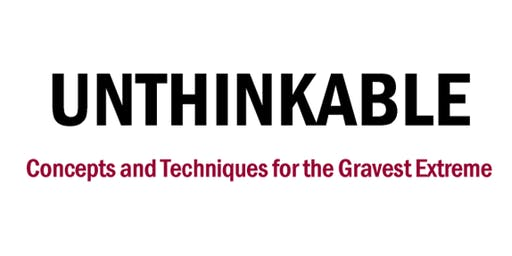 """Unthinkable"" Seminar Presented by Dr. William Aprill"