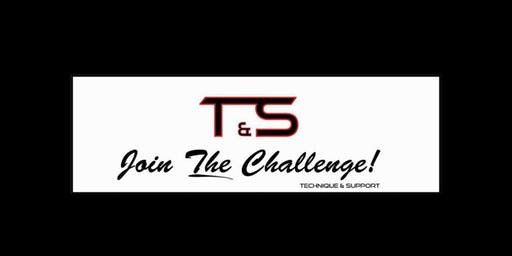 T&S CHALLENGE GENK september