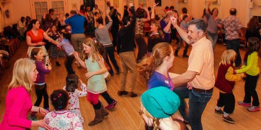 Contra Dance - No experience needed