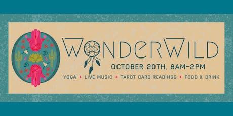 WonderWILD tickets