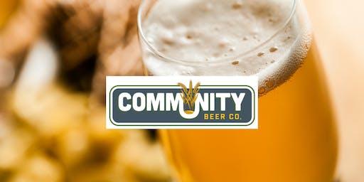 Community Beer Dinner