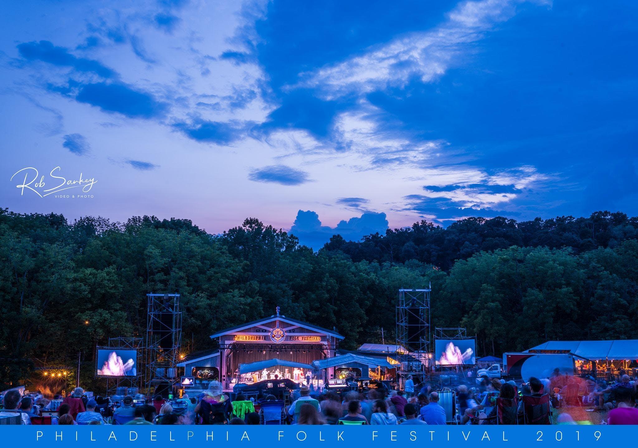 Philadelphia Folk Festival 2020.2020 Philadelphia Folk Festival Upper Salford Township