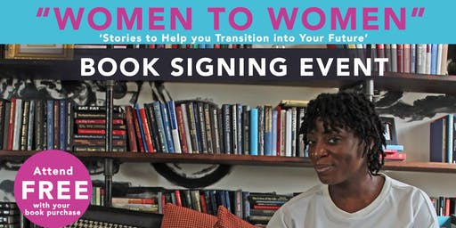 MyAsia's Women to Women Book Signing