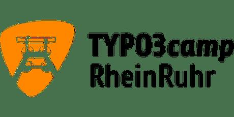 TYPO3camp RheinRuhr 2019 Tickets