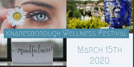 Knaresborough Wellness Festival tickets