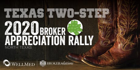 Broker Appreciation Rally tickets