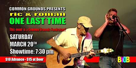 Ric and Roman - One Last Time tickets