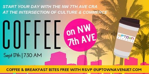 Coffee on Seventh w/  Uptown Avenue 7
