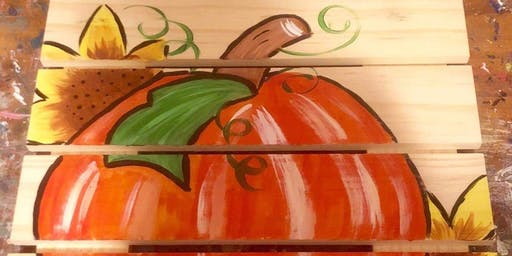 Paint a Wood Pallet Night~ For Adults