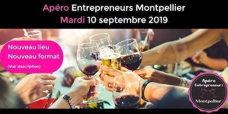 Apéro entrepreneurs Montpellier billets