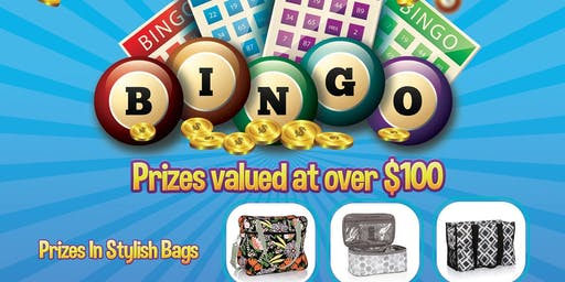 Bingo & Silent Auction Fundraiser
