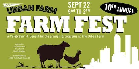 FarmFest 2019 tickets