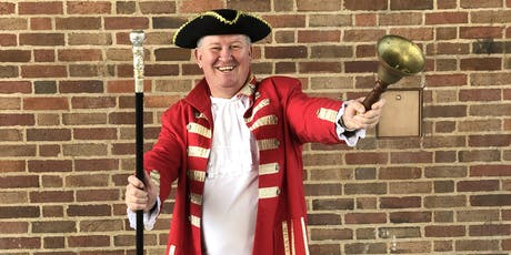 Guided Tour of Tudor Coventry with character Tour Guide Paul Curtis Tours tickets