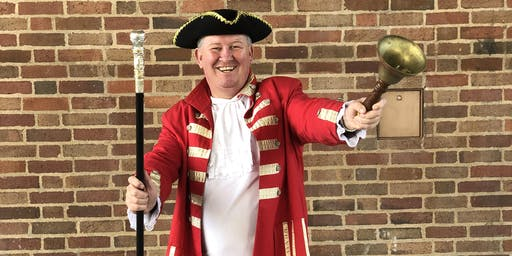 Guided Tour of Tudor Coventry with character Tour Guide Paul Curtis Tours