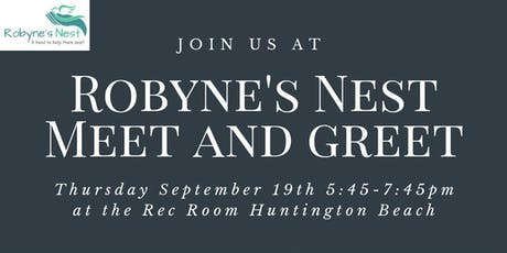 Robyne's Nest Meet and Greet tickets