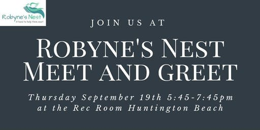 Robyne's Nest Meet and Greet