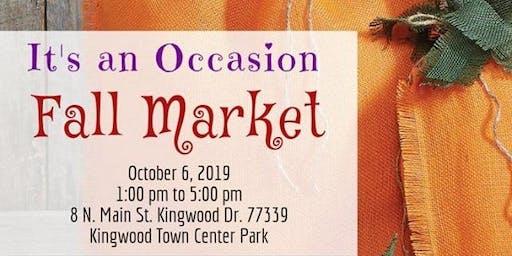 Pink Popcorn Market: Fall Market