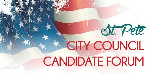 St. Pete City Council Candidate Forum