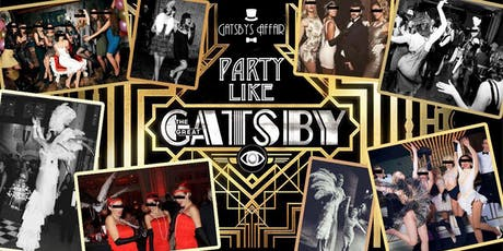 Gatsby's Affair I tickets