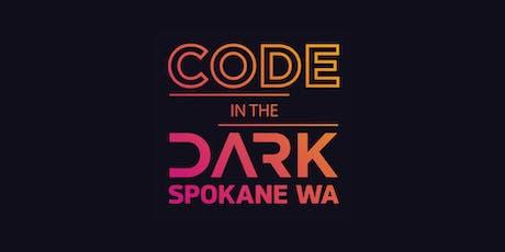 Code in the Dark Prep Session tickets